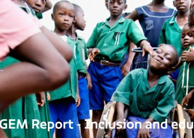 Global Education Monitoring (GEM) Report