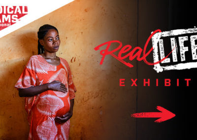 "Real Life"" Exhibit (Virtual Tour)"