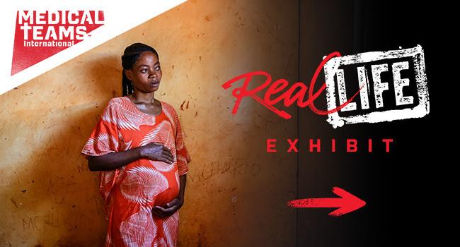 """Real Life"""" Exhibit (Virtual Tour)"""