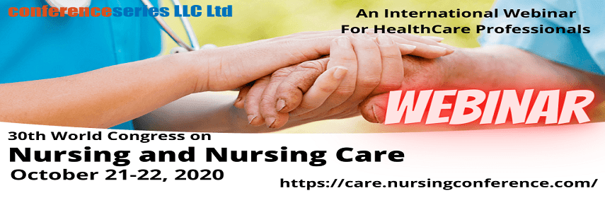 30th World Congress on Nursing and Nursing Care