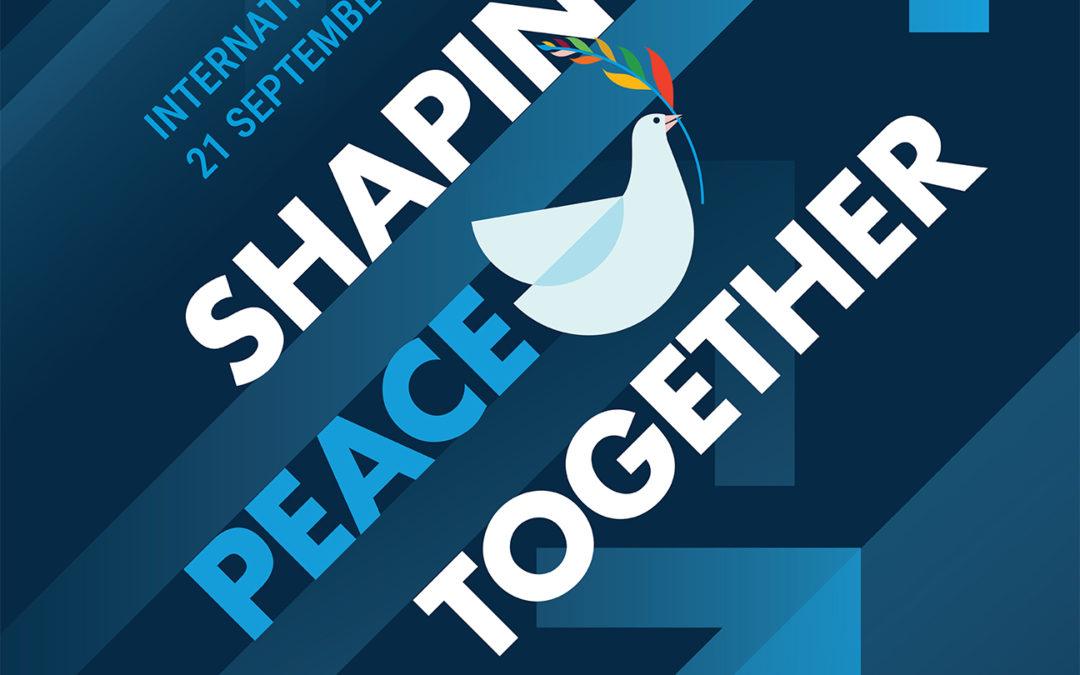 A Beautiful International Day of Peace