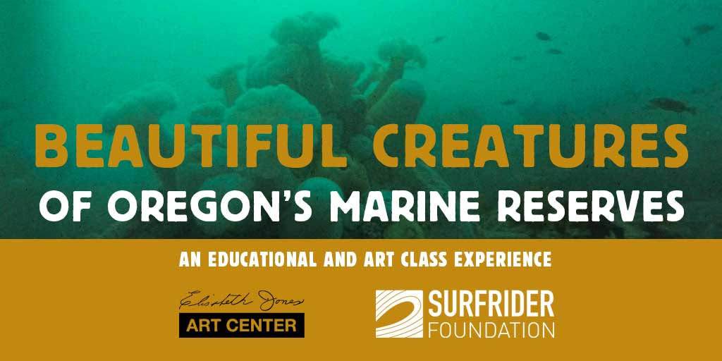 Beautiful Creatures of Oregon's Marine Reserves