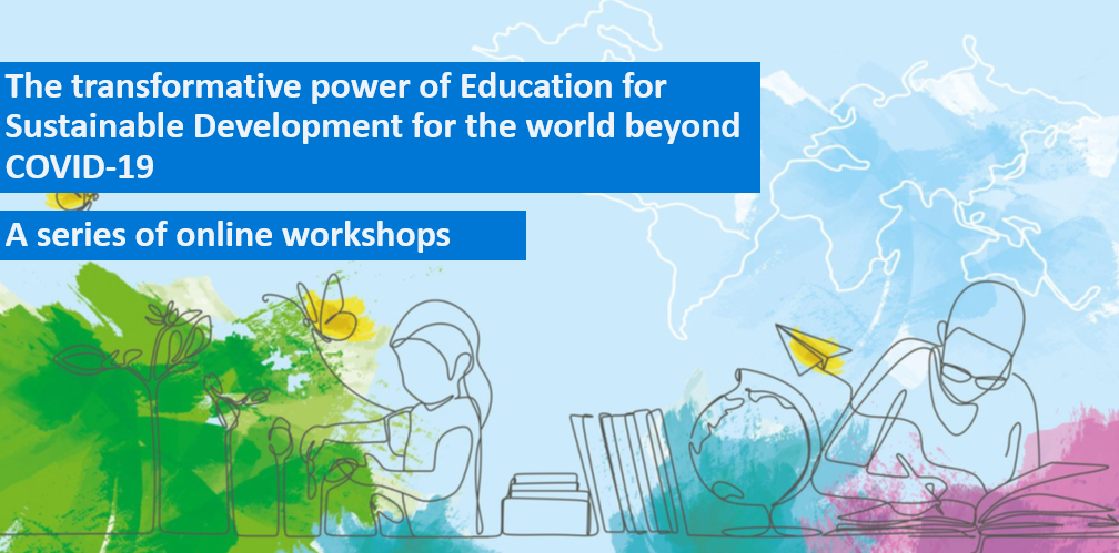 UNESCO World Conference on ESD – Pre-conference workshops