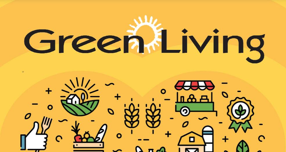 """Live Locally"" the Fall Green Living Journal is available on line"