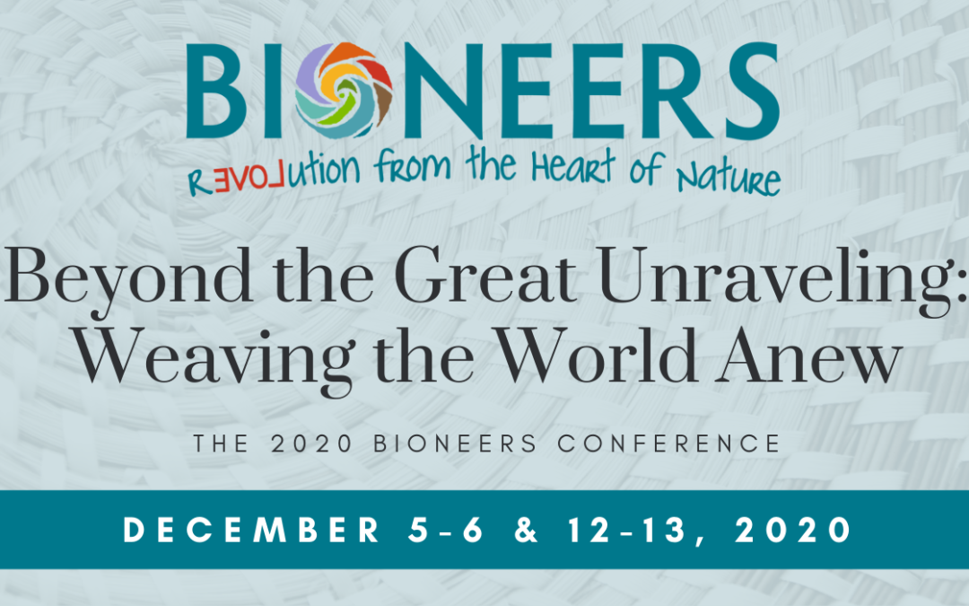 2020 Bioneers Conference