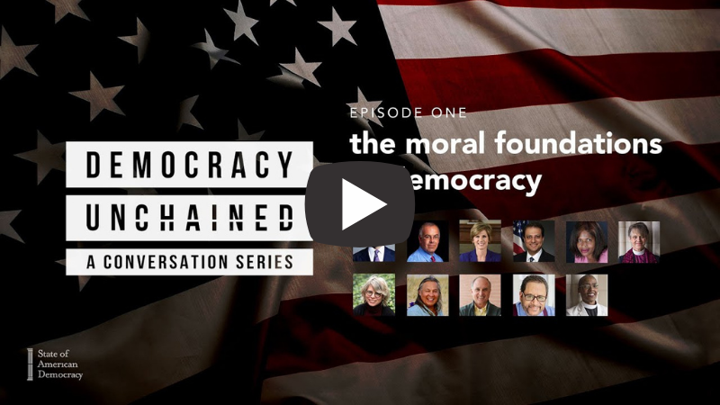 Democracy Unchained: The Moral Foundations of Democracy