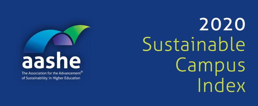 AASHE's 2020 Sustainable Campus Index