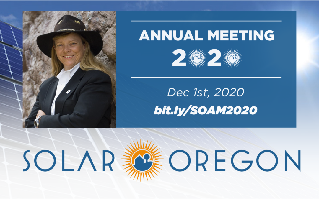 Solar Oregon Annual Meeting