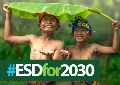 ESD for 2030: A Roadmap