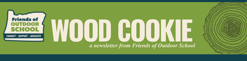 Friends of Outdoor School Wood Cookie Fall 2020 Update