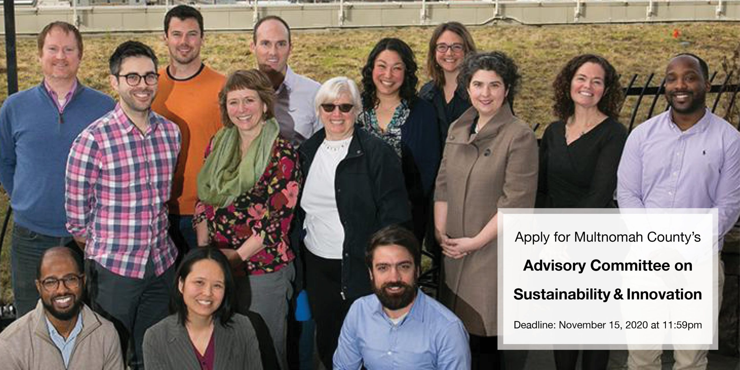 Multnomah County Advisory Committee on Sustainability & Innovation